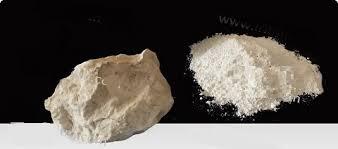 پودر صدف معدنی تغذیه خوراک دام وطیور
