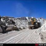 تولید خالص پودر صدف معدنی از معادن ایران
